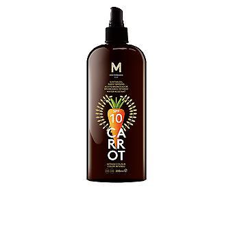 Mediterraneo carotte Sun bronzage huile Dark bronzage Spf10 200 Ml unisexe