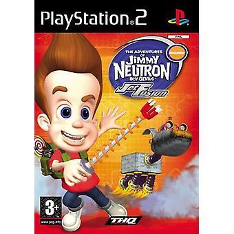 Jimmy Neutron Jet Fusion (PS2) - En tant que nouveau