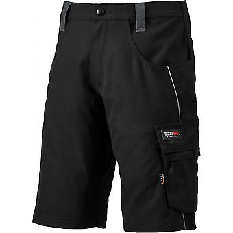 ディッキーズ メンズ プロ ストレッチ ウエスト マルチ ポケット作業服ショート パンツします。