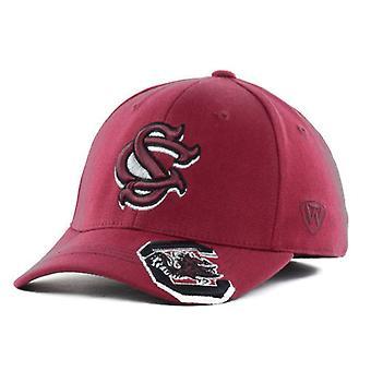 """South Carolina Gamecocks NCAA reboque """"Cintilante"""" Stretch equipado chapéu"""