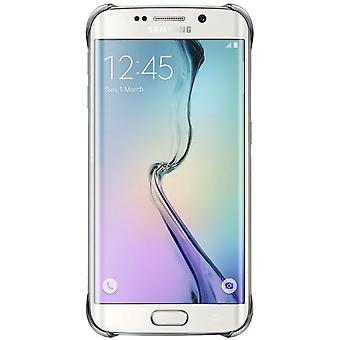 Samsung blister EF-QG925BSE Hard Cover case for Galaxy S6 edge G925 silver