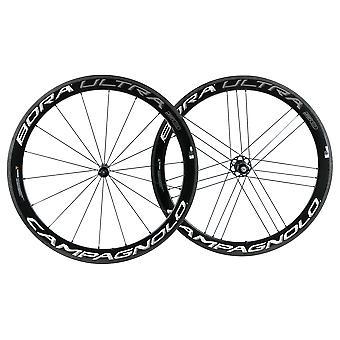 Campagnolo carbon Wheelset Bora ultra 50 tubular / / 9s-11s (dark label)