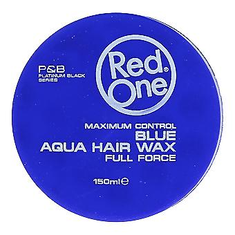 Rot ein blau Aqua Haarwachs 150ml