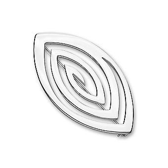 Стерлингового серебра традиционных современных современные Маггис дизайн брошь