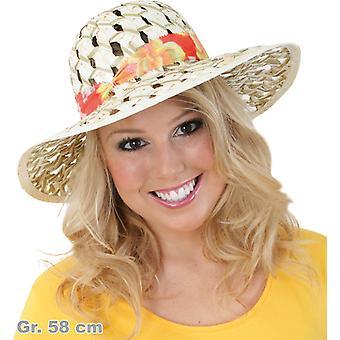 Femeii pălărie Caraibe paie pălărie de vară pălărie