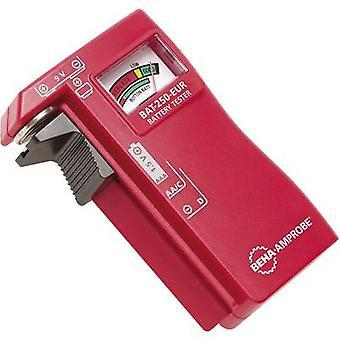 Beha Amprobe Battery tester BAT-250-EUR Reading range (battery testers) 1.5 V, 9 V Battery 4620297