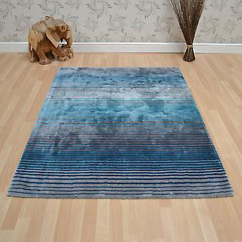 Holborn Rugs In Turquoise Blue