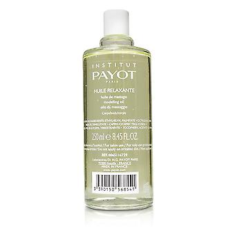 Payot Huile Relaxante - Body Massage Oil (jasmine & White Tea) (salon Product) - 250ml/8.45oz