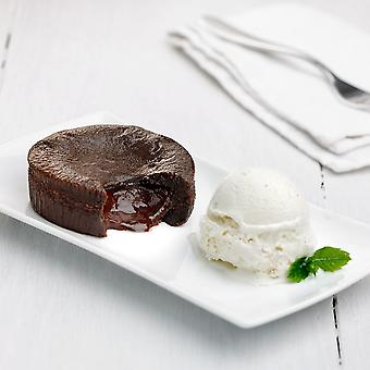 Handmade Cake Company Frozen Gluten Free Chocolate Fondant