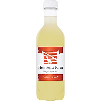 Heartsease Farm Fiery Ginger Beer
