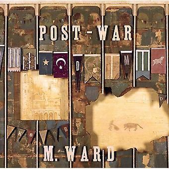 M. Ward-pós-guerra [CD] EUA importação