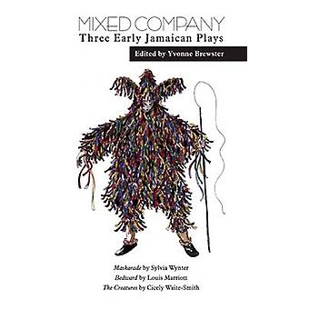 Compagnie mixte - trois premières pièces Jamaïcains par Sylvia Wynter - Louis Ma