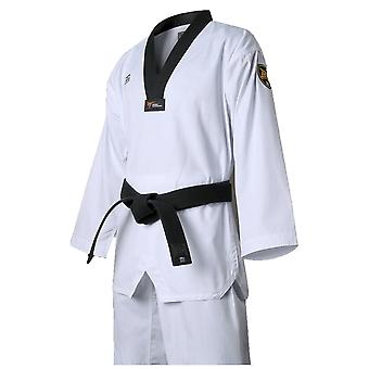 MTX S2 Básico uniforme preto pescoço