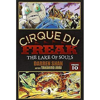 Cirque Du Freak: il Manga 10: il lago delle anime
