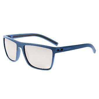 تبسيط دومون الاستقطاب النظارات الشمسية--الأزرق/فضة