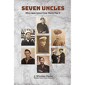 Siete tíos: Provenientes de inicio la segunda guerra mundial