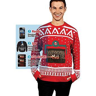 Hässliche Weihnachts Pullover Erwachsenen - 21810