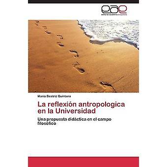 ラ reflexin antropologica en ラユニベルシダードバイキンタナマラベアトリス