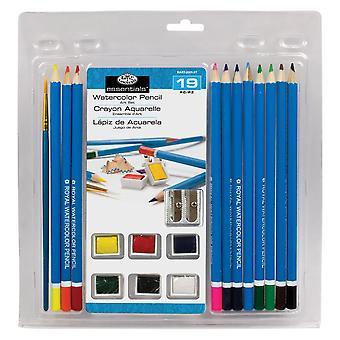 Royal & Langnickel Akvarell penna Scen 19 St