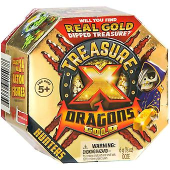 Treasure X, Dragons Gold-Hunters Pack