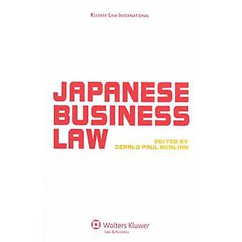 Derecho de los negocios japoneses por McAlinn