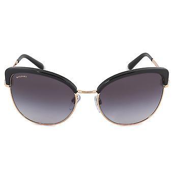 Bvlgari-Cat Eye Sonnenbrille BV6082 376/8G 58