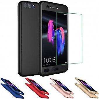360 Skal Med Glas Huawei Honor 9 (stf-l09)