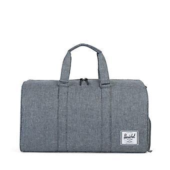Herschel Supply Co. Novel duffel bag  Raven Crosshatch