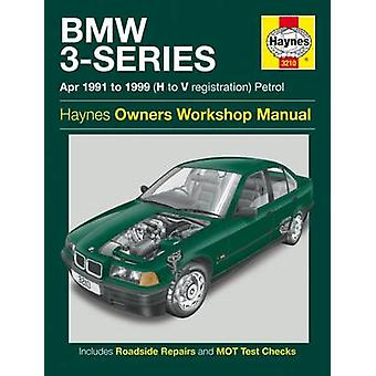 BMW 3-Series Service and Repair Manual by Anon - 9781785213182 Book