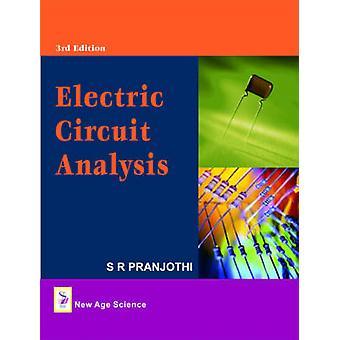 Electro Circuit Analysis (3rd) by S.R. Paranjothi - 9781906574352 Book