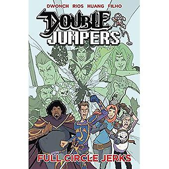 Double cavaliers volume 2: Full Circle jerks