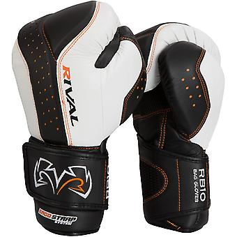 Rival Boxing d3o Intelli-Shock Bag Gloves - Black/White