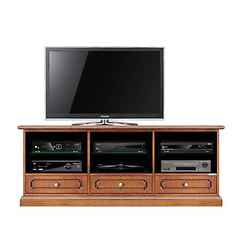 3-Bay und 3-Schubladen-TV-Schrank