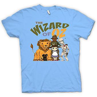 Kids T-shirt - Wizard Of Oz Dorothy Tin Man