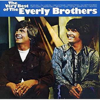 Everly Brothers - Very Best [CD] USA import