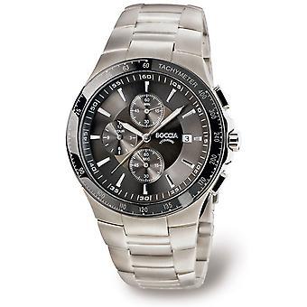 Boccia Titanium 3773-01 Miesten Watch