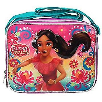 Lunch Bag - Disney - Elena Avalor Kit Case New 121471-3