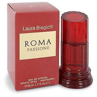 Roma Passione Von Laura Biagiotti Eau De Toilette Spray 1.7 Oz (Frauen) V728-545141