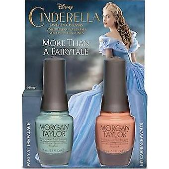 Morgan Taylor More Then A Fairytale - Een duo nagellak pack (2 x 15ml)