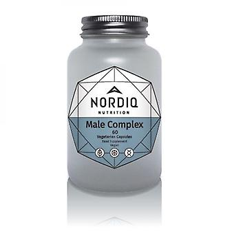 NORDIQ Nutrition Male Complex Vegicaps 60