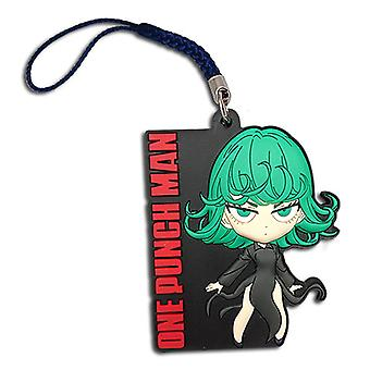 Cell Phone Charm - One-Punch Man - SD Tornado of Terror ge17473