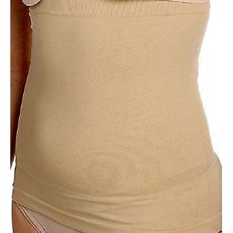 Slim 'N Lift INFUSED Stretch Knit Slim Shaper Skincarewear Spray Nude C410268