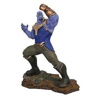 Avengers 3 Infinity War Thanos milepæle statue