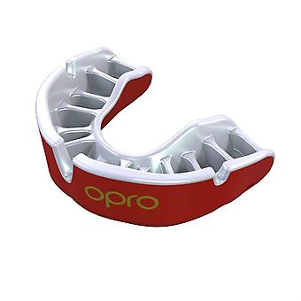 OPro Junior or Gen 4 bouche garde rouge/Pearl