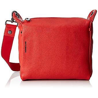 Mandarin Duck Mellow Red Woman Strap Bag/Lacquer 10x21x28.5 cm (B x H x T)(1)