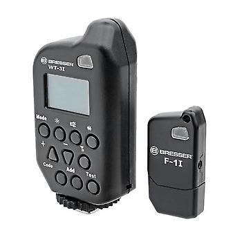 BRESSER WT-3i Canon Trigger/Controller Set pour FM Studio Flash