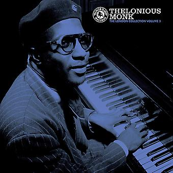 Thelonious Monk - London Collection 3 [Vinyl] USA import