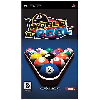 World of pool (PSP)-ny