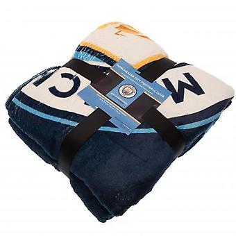 Manchester City Sherpa coperta in pile