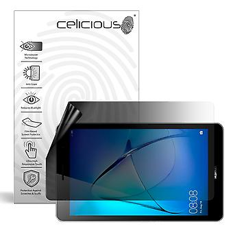 Celicious Privacy Lite 2-Way Anti-Glare Anti-Spy Filter Screen Protector Film Compatible with Huawei MediaPad T3 7 (3G)